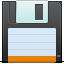 иконки  save, сохранить, дискета,