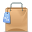 иконка bag, сумка, пакет, шоппинг, покупки,