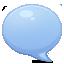 иконки bubble, чат, речь,