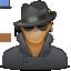иконки  user, anonymous, анонимный пользователь, анонимный, аноним,