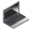 иконка ноутбук, нетбук, notebook, компьютер,