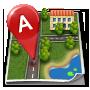 иконки  map, карта, маркер,