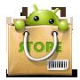 иконка store, магазин, сумка, пакет, android, андроид,