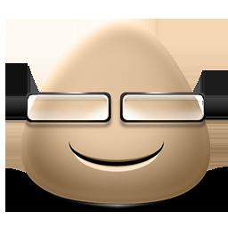 иконка Smile, улыбаться, смайл, смайлик, smile,