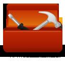 иконки инструменты, молоток, отвертка,