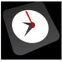 иконка clock, time, часы, время,