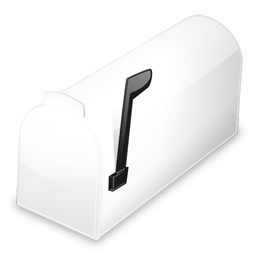 иконки mailbox, почтовый ящик,