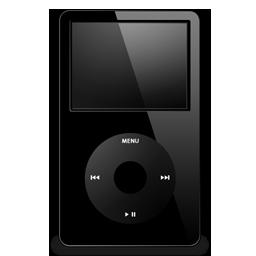 иконка ipod, плеер,