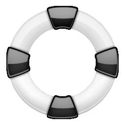 иконки  спасательный круг, help,