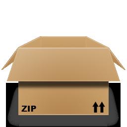 иконки  carton, картон, коробка, box,