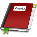 иконки contacts, контакты, book, книга, записная книжка,