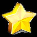 иконки  Starred, звезда, star,