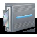 иконки CD rom, дисковод,