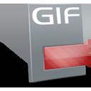 иконка GIF, формат, изображение, файл,