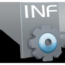иконки inf, файл,