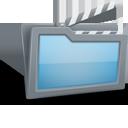 иконка movie folder, мое видео, папка,