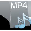 иконка mp4, файл, формат,