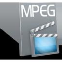 иконки mpeg, видео, файл,