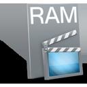 иконки ram, видео, файл, формат,