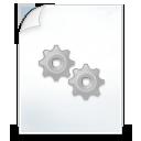 иконки developer, исполнительный файл, разработчик, настройки,