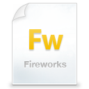 иконки fireworks, файл,