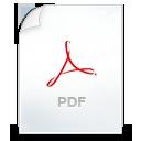 иконка pdf, файл,