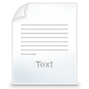 иконки text, текст, файл,