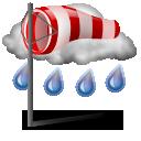 иконки флюгер, погода, осадки, weather, дождь,