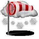 иконки  флюгер, погода, осадки, weather, снег,