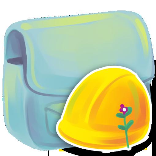 иконки  folder, Developer, папка, разработчик, шлем,
