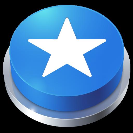 иконки Button, Favorites, кнопка, избранное,