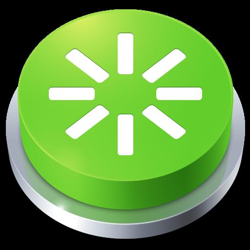 иконки Button, Reboot, кнопка, перезагрузка,
