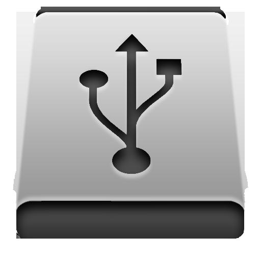 иконки HDD USB,