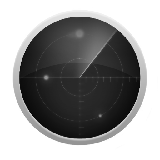 иконка Radar Utilities, радар,