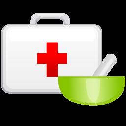 иконка medical case, медицина, медицинский кейс, аптечка,