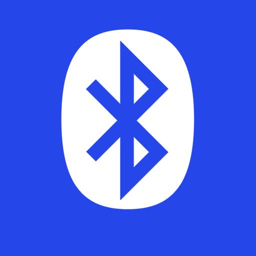иконка bluetooth, блютус,