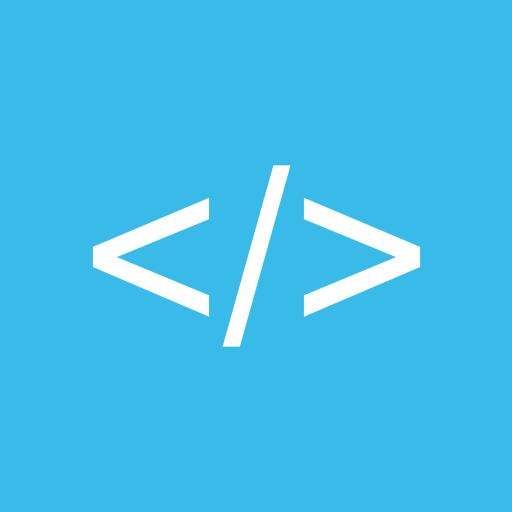 иконки coding app, создание приложений,
