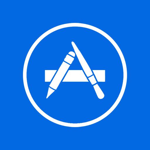 иконки mac app store,