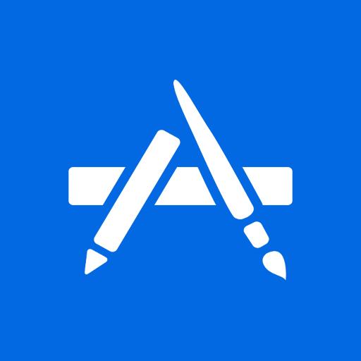 иконка mac app store, appstore,