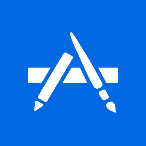 иконки mac app store, appstore,