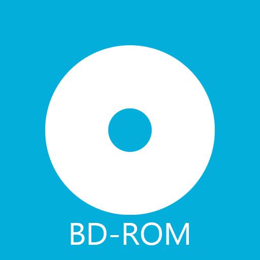 иконки BDROM,