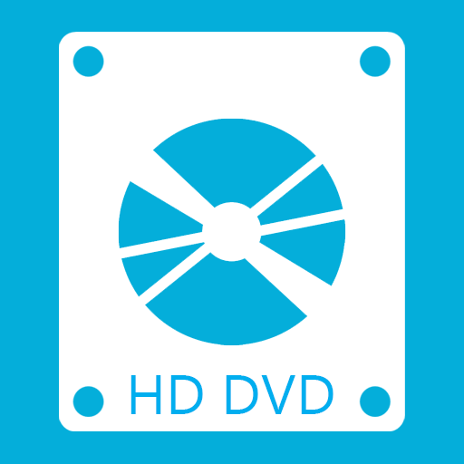 иконки HD DVD,