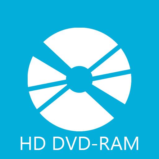 иконки HD DVDRAM,