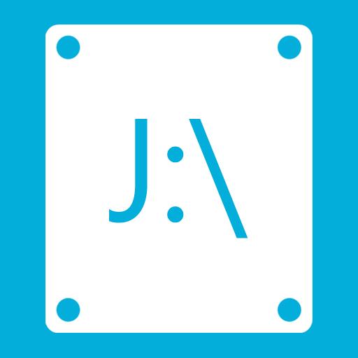 иконки J,