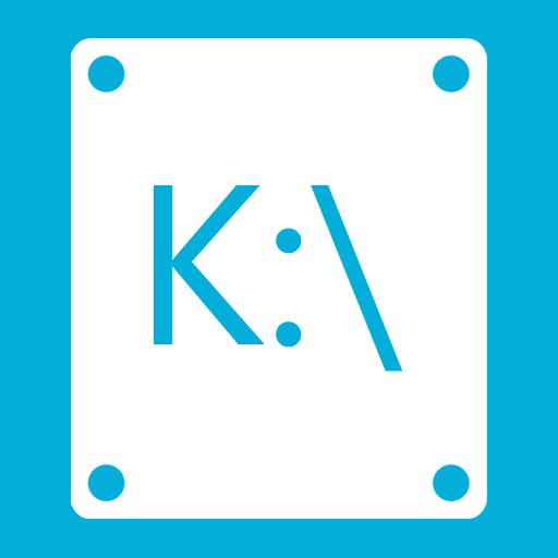 иконки K,