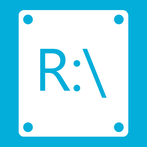иконки R,