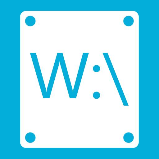 иконка W,