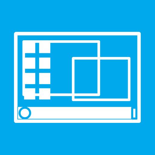 иконки desktop, рабочий стол,