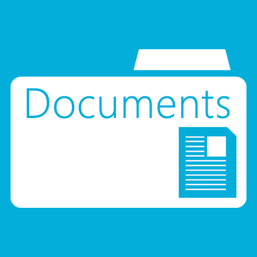 иконка documents folder, мои документы, папка,