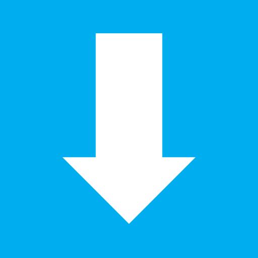 иконки Downloads, загрузка, скачать,